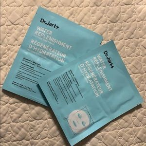 Water Replenishment cotton sheet mask by dr jart+